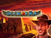 Аппарат Book Of Ra Deluxe в казино Вулкан Вегас
