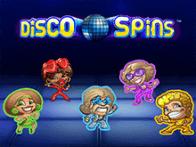 Вулкан Вегас и автомат Disco Spins