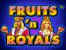 Игровые автоматы Fruits And Royals