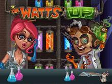 Безумный Доктор Ватт - онлайн-игра для счастливчиков от Microgaming