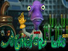 Лаборатория Монстров - онлайн-автомат с джокером от Evoplay