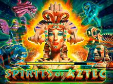 Удача и бонусы в рейтинговой онлайн-игре Spirits Of Aztec