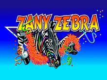 Играйте в игровой автомат Zany Zebra в виртуальном казино Вулкан 24