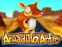 Реальные выигрыши на игровом автомате Armadillo Artie