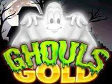Фантастический слот Ghouls Gold - играйте на деньги