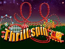 Получи море удовольствия и призы в парке развлечений Thrill Spin