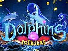 Азартная игра Сокровища Дельфинов