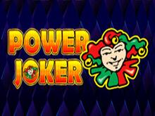 Онлайн автомат на деньги Мощный Джокер