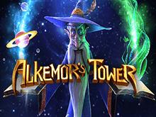 Игровой онлайн автомат Alkemors Tower