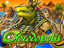 Онлайн слот Крокодополис