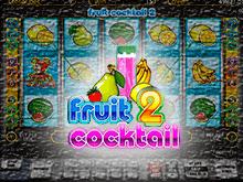 Виртуальный игровой онлайн автомат Fruit Cocktail 2