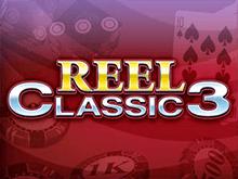 Reel Classic 3 - автомат от известного производителя Playtech