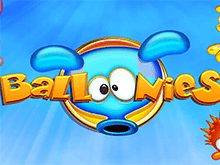 Играть онлайн на виртуальной площадке в слот Balloonies