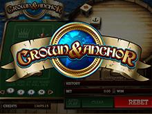 Crown And Anchor - виртуальный игровой автомат от Microgaming
