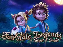 Играть азартно и прибыльно в автомат Fairytale Legends: Hansel & Gretel