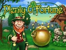 Виртуальная версия флеш игры – Plenty O'Fortune