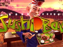 Sushi Bar - популярный игровой ватомат от компании Betsoft