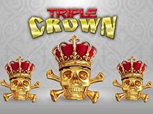 Автомат Triple Crown: играть онлайн на деньги выгодно