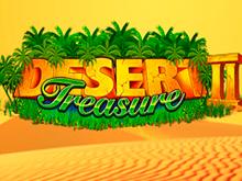 Качественный геймплей и графика в автомате Desert Treasure II