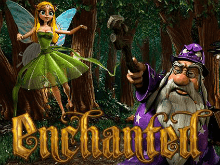 Быстрый ввод и вывод средств в автомате Enchanted