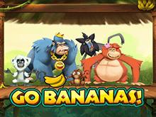 Играйте онлайн в азартную игру Вперед Бананы