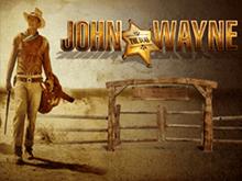 Новый популярный автомат John Wayne онлайн