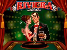 Гарантированные и быстрые выплаты в автомате Riviera Riches