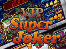 Качественная графика в автомате Super Joker VIP
