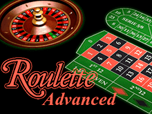 Описание процесса игры в виртуальном автомате Продвинутая Рулетка