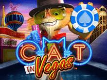 Игровой слот Cat In Vegas от Playtech – веселая и азартная онлайн игра в виртуальном Вегасе