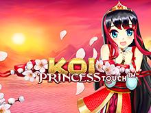 Принцесса Кои – чудесный слот от компании Netent, переносящий игрока в виртуальный японский сад