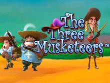 Три Мушкетера от Playtech – незабываемая онлайн игра, наполненная виртуальными приключениями